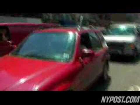 Stopping Traffic for Art - New York Post