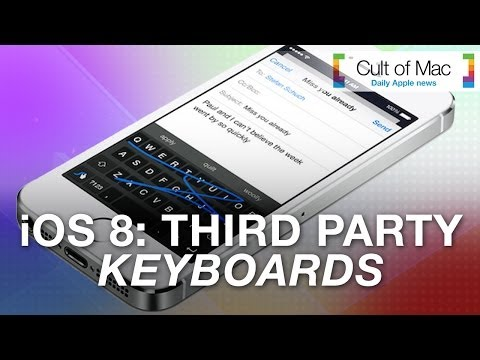iOS 8: Third Party Keyboards