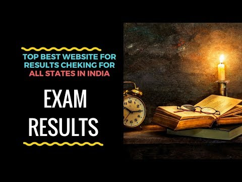 How to Check Exam results online l Best website l For all Results l