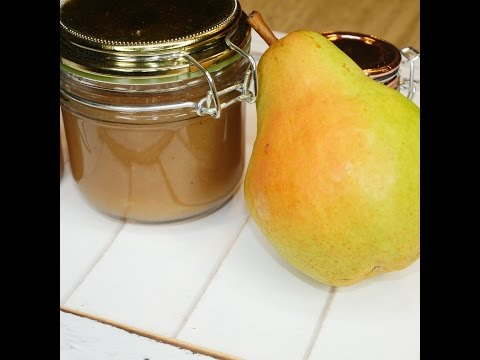 How to make Pear Butter - Superfood Volume VI