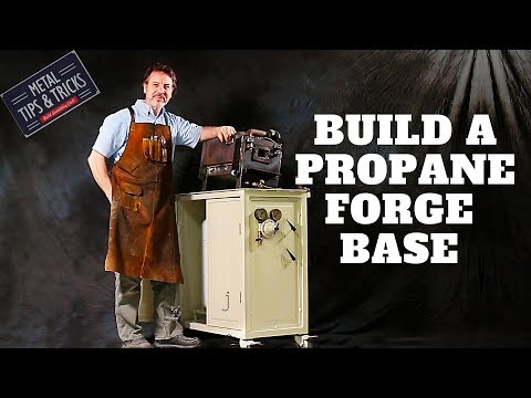 Propane Forge Base Build