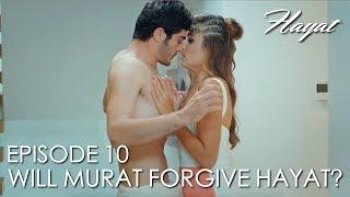 Hayat makes Murat to redeem herself | Hayat Episode 10 (Hindi Dubbed) [#Hayat]