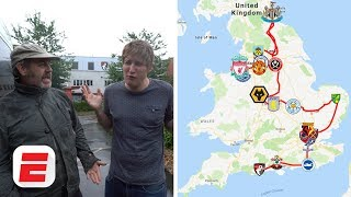 Is it possible to visit every Premier League stadium in 24 hours?   Premier League