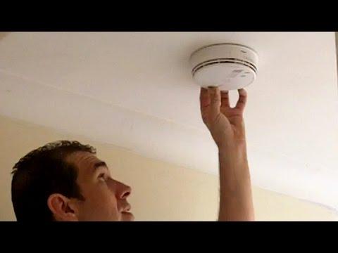 How to Test a Smoke Alarm