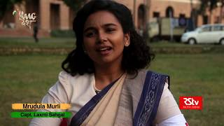 Raag Desh  Behind The Scenes   Capt. Laxmi Sahgal
