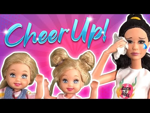 Barbie - Cheering Up Raquelle | Ep.162
