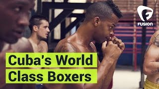 Cubans Can Throw a Mean Punch – The World