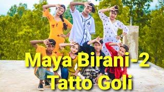 Maya Birani-2_:_Tatto Goli_ Cover Dance Video_ Sundar Ghalan Choreography