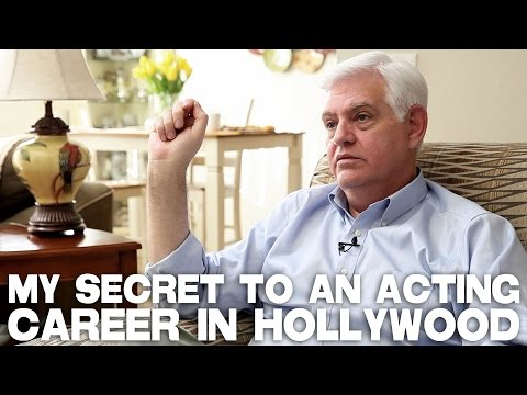 Secret To An Acting Career In Hollywood by Steve Tom