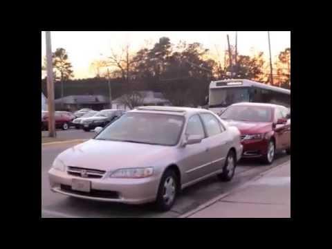 Parking At NCCU