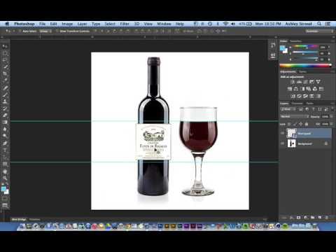 Wine Label Mock Up