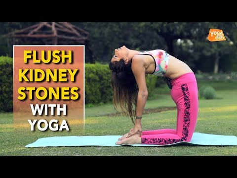 Yoga To Dissolve Kidney Stone | Camel Pose | Yoga Tak