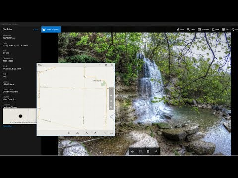 How To Access GoPro Photo GPS Data