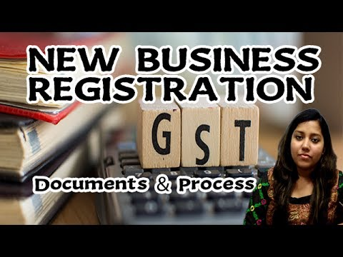 GST New Registration for Sellers | Documents & process explained in Hindi