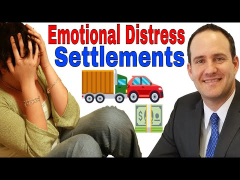 How Emotional Distress Affects Personal Injury Compensation (The Truth)