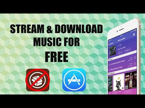 How To Stream & Download Unlimited Music Albums for FREE iOS 9 - 9.2.1 / 9.3 (NO Jailbreak required)