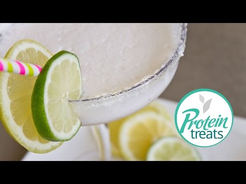 Sugar Free Margaritas - Protein Treats By Nutracelle