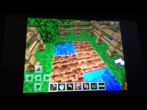 How to get, plant, and grow seeds in Minecraft PE
