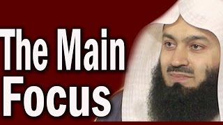 Muslim's Attitudes Towards The Materialistic World !!! | Mufti Menk
