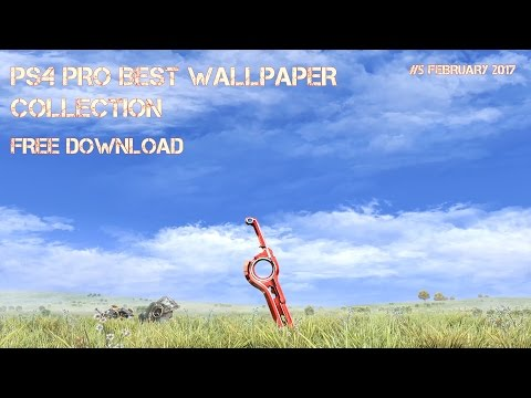 PS4 PRO custom theme wallpapers download| how to change wallpaper #5 for 4.50 update boost mode [4K]