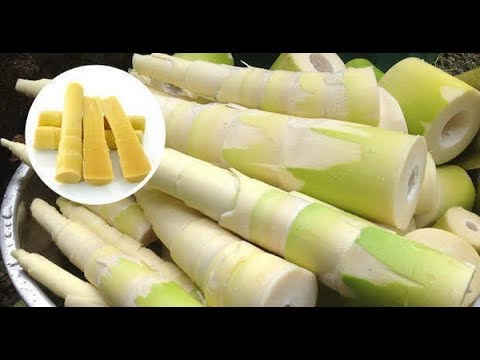 Bamboo shoot curry coorg style recipe