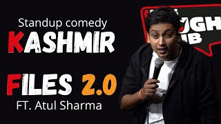 Kashmir and Kargil War Ft. Atul Sharma | Standup Comedy