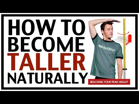 How To Become Tall | How To Become Taller Naturally