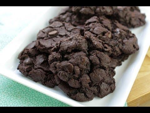 How To Make Brownie Cookies | Simply Bakings