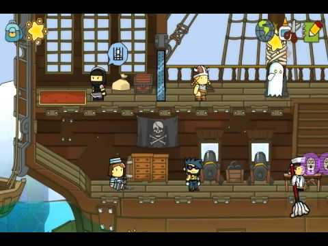 Let's Play Scribblenauts Unlmited  - The Listy Colon Part 2