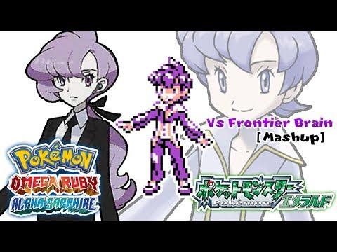Pokemon 8-BIT & Emerald & OR/AS - Battle! Frontier Brain Music [Mashup] (HQ)