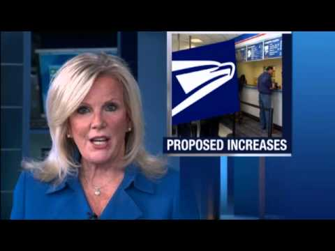 USPS seeks 3-cent increase for first-class mail