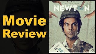 Movie Review- Newton | Rajkumar Rao | Pankaj Tripathi | The Lallantop