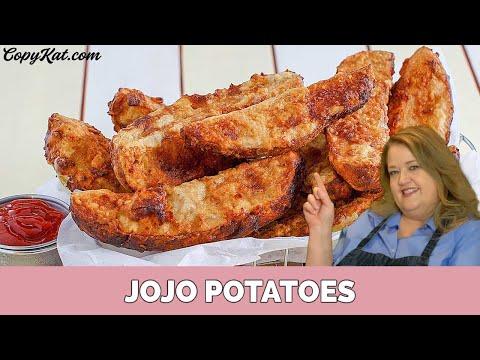 How to Make Jo Jo Potatoes (2018)