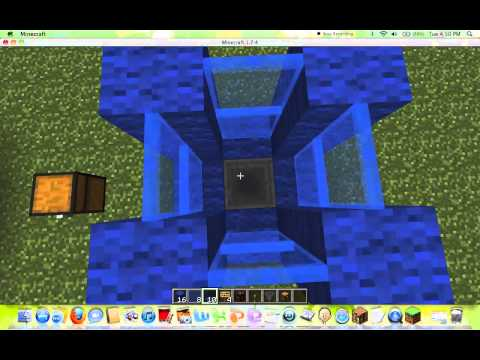 Minecraft Tardis Tutorial