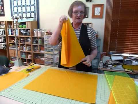 What is a Fat Quarter - Quilting Tips & Techniques 008