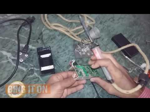 HP Laptop Charger Repair