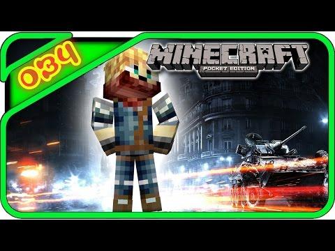 Minecraft PE #0.12.1 #034 Hungergames Fail Deutsch [HD+] Let´s Play Minecraft Pocket Edition