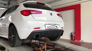 Alfa romeo Giulietta 1.6 150hp rimappata