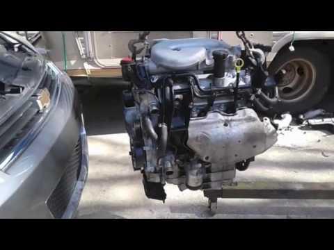 Engine Replacement 2006 Impala