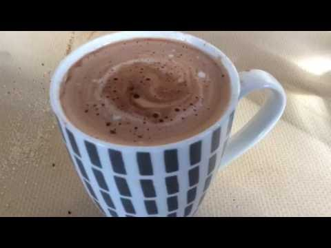 HOW TO MAKE PERFECT HOT MILO