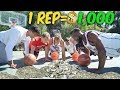 1 REP1000 Dollars 3 Point Challenge With 2HYPE