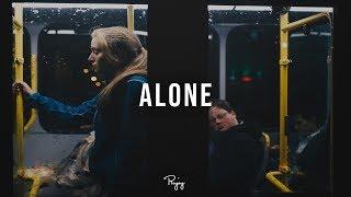 """""""Alone"""" - Deep Emotional Rap Beat   New Hip Hop Instrumental Music 2020   FlowBeatz #Instrumentals"""