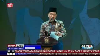 Jokowi Buka Muslim Fashion Festival 2018