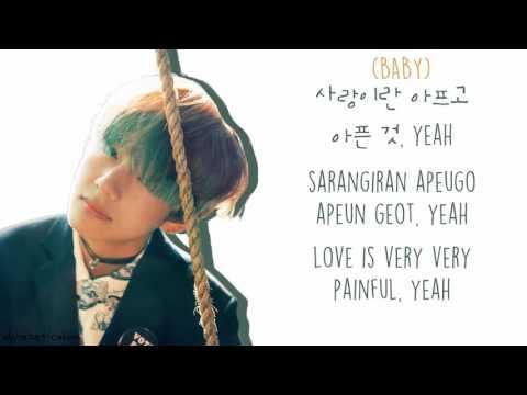 Outro: Love is Not Over - BTS/Bangtan Sonyeondan   Color Coded/Hangul/Rom/Eng/Lyrics