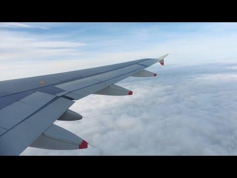 British Airways Airbus A320 ✈ FULL FLIGHT Manchester to London Heathrow