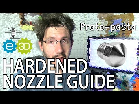 When should you upgrade the nozzle in your 3d printer?