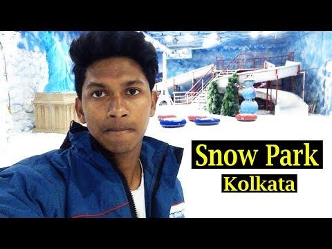 Snow Park in Axis Mall, New Town, Kolkata - Kolkata's First Snow Park