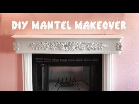 Building My Own Fireplace Mantel!
