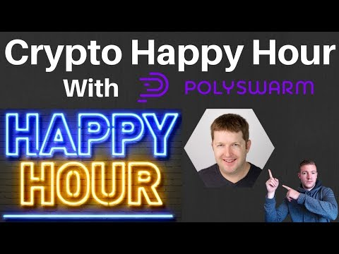 Chat with Steve Bassi, Founder of PolySwarm - Crypto Happy Hour