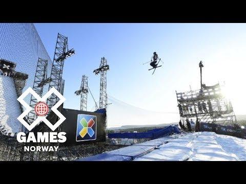 Birk Ruud wins Men's Ski Big Air gold   X Games Norway 2018